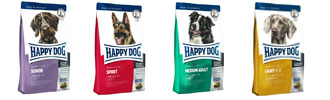Happy Dog Supreme Fit & Well Hundefutter bei ZooRoyal