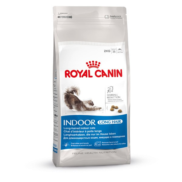 royal canin katzenfutter indoor long hair 35. Black Bedroom Furniture Sets. Home Design Ideas