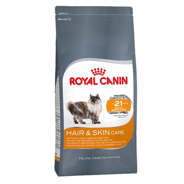 royal canin hair skin care katzen trockenfutter. Black Bedroom Furniture Sets. Home Design Ideas